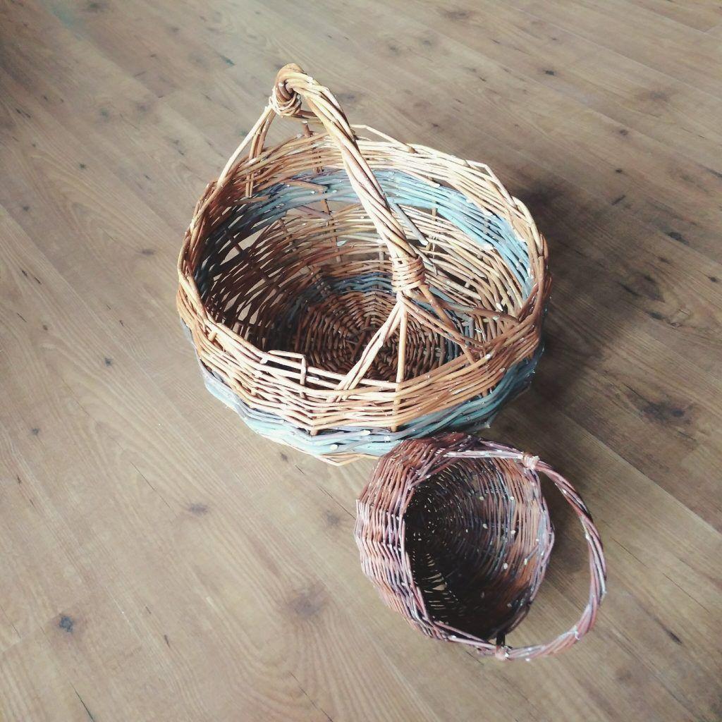cestos tradicionales