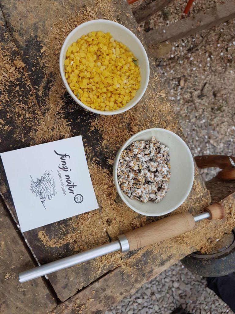 Kit básico de cultivo