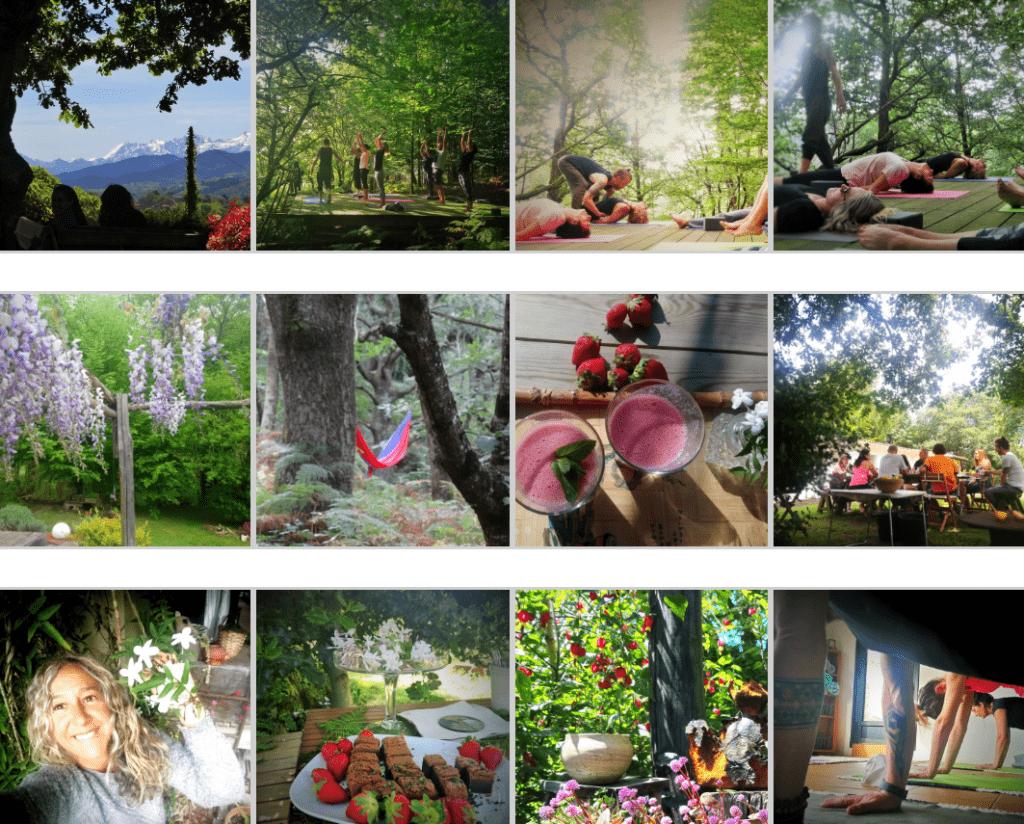 Disfruta de un día de relax en medio del bosque en Asturias para practicar yoga, y desconectar de todo en semana santa.